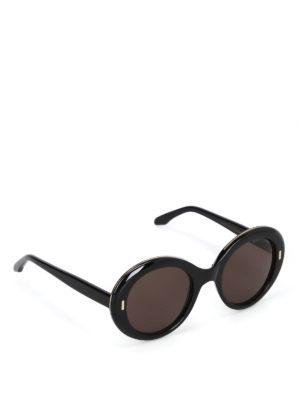 ff79187d438 Black and havana acetate eyeglasses. £ 306.00 · CUTLER AND GROSS  occhiali  da sole - Occhiale da sole a occhi di gatto rotondi