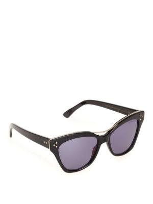 db092fcf713 Black and havana acetate eyeglasses. £ 306.00 · CUTLER AND GROSS  occhiali  da sole - Occhiali da sole cat-eye neri e
