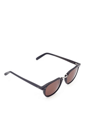 Cutler And Gross: sunglasses - Matte acetate sunglasses
