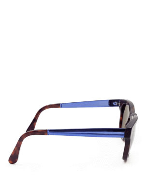 Cutler And Gross: sunglasses online - Tortoise square sunglasses