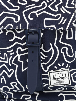 Dawson printed backpack shop online: Herschel