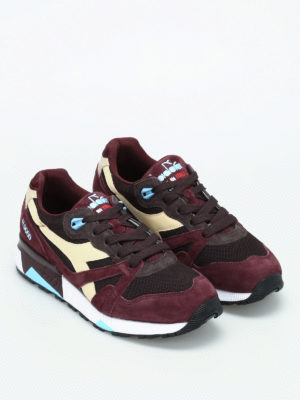 Diadora: trainers online - N9000 lace-up sneakers