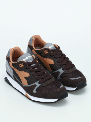 Diadora: trainers online - V7000 lace-up sneakers