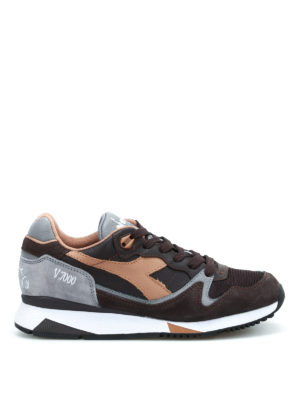 Diadora: trainers - V7000 lace-up sneakers