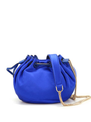 Diane Von Furstenberg: Bucket bags - Love Power mini bucket bag