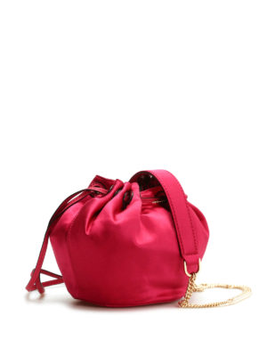 Diane Von Furstenberg: Bucket bags online - Love Power mini bucket bag