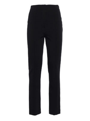 Diane Von Furstenberg: casual trousers - High waisted skinny trousers