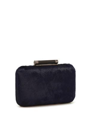 Diane Von Furstenberg: clutches online - Slim Tonda Minaud clutch