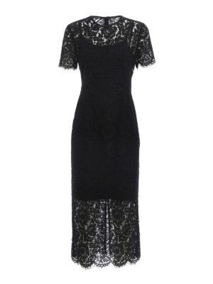 Diane Von Furstenberg: cocktail dresses - Carly floral lace dress
