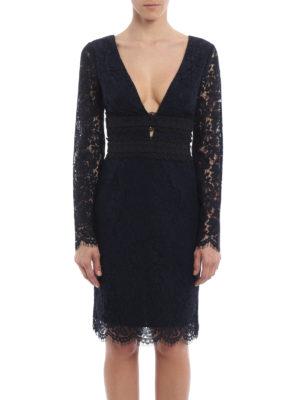 Diane Von Furstenberg: cocktail dresses online - Viera lace dress