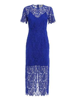 Diane Von Furstenberg: cocktail dresses - Taylored Overlay Midi dress