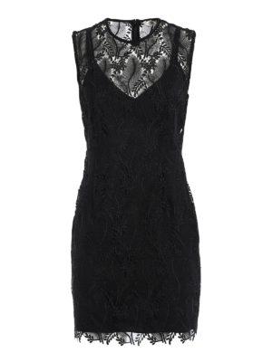 Diane Von Furstenberg: cocktail dresses - Taylored Overlay Mini dress
