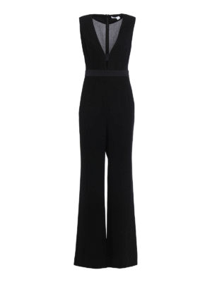 Diane Von Furstenberg: jumpsuits - Kyara Tux jumpsuit