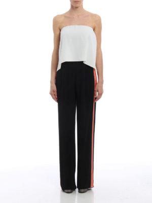 Diane Von Furstenberg: jumpsuits online - Amare jumpsuit