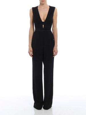 Diane Von Furstenberg: jumpsuits online - Kyara Tux jumpsuit