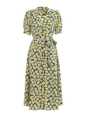 Diane von Furstenberg: maxi dresses - Lily dress