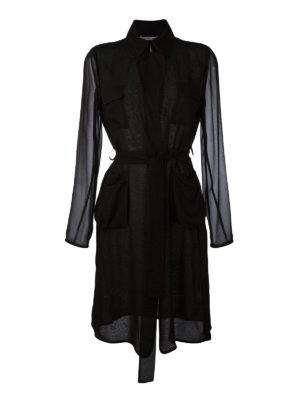 Diane Von Furstenberg: short coats - Blaine overcoat