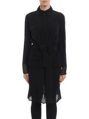 Diane Von Furstenberg: short coats online - Blaine overcoat