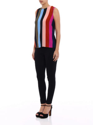 Diane Von Furstenberg: Tops & Tank tops online - Silk crepe de chine top