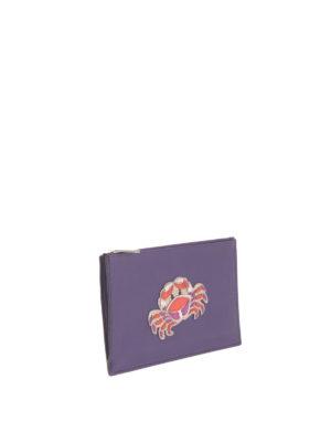 Diane Von Furstenberg: wallets & purses online - Cancer Zodiac pouch