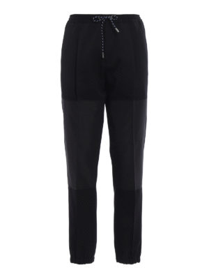 Dior: casual trousers - Wool trousers with drawstring
