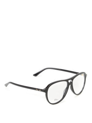 Dior: glasses - Aviator style optical glasses