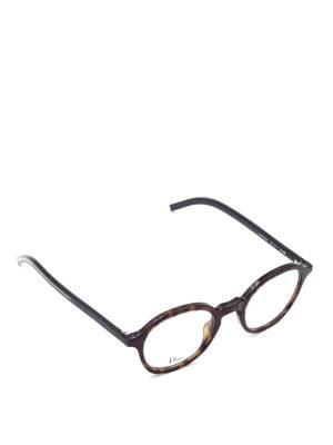 Dior: glasses - Blacktie havana optical glasses