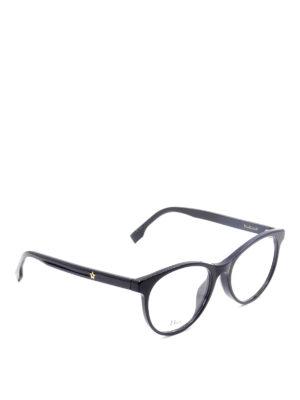 DIOR: Glasses - DiorEtoile back eyeglasses