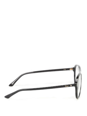 Dior: glasses online - Aviator style optical glasses