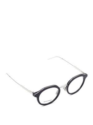Dior: glasses - Round framed optical glasses