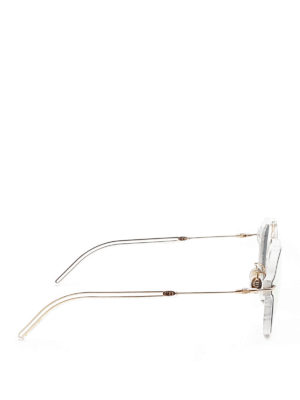 Dior: sunglasses online - Eclat marbled acetate sunglasses