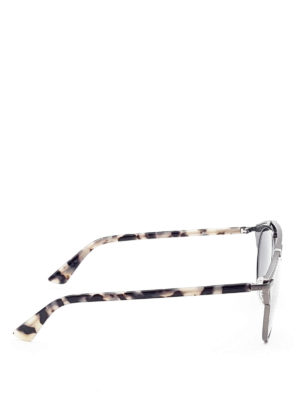 Dior: sunglasses online - So Real havana arms sunglasses