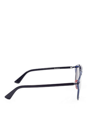 Dior: sunglasses online - So Real striped lenses sunglasses