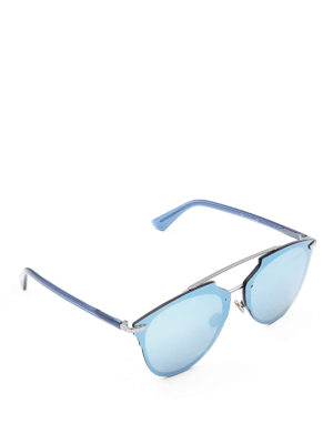 Dior: sunglasses - Reflected sunglasses