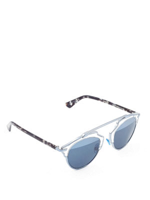 Dior: sunglasses - So Real havana arms sunglasses