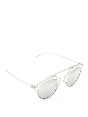 Dior: sunglasses - So Real matte sunglasses
