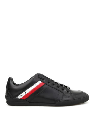 Dior: trainers - B18 leather sneakers