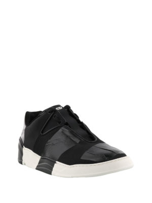 Dior: trainers online - Adhesive tape effect sneakers
