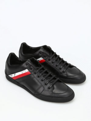 Dior: trainers online - B18 leather sneakers