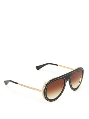 Dita: sunglasses - Endurance 88 aviator sunglasses