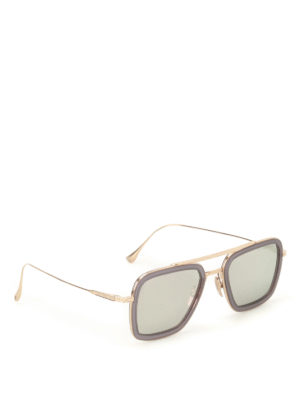 Dita: sunglasses - Flight 006 mirror lenses sunglasses