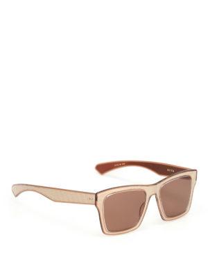 Dita: sunglasses - Insider-Two oversize sunglasses