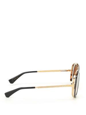 Dita: sunglasses online - Endurance 88 aviator sunglasses