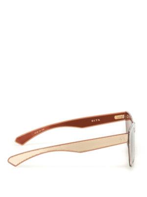 Dita: sunglasses online - Insider-Two oversize sunglasses