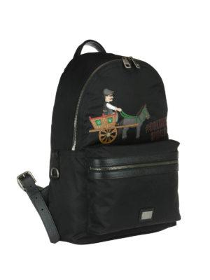 Dolce & Gabbana: backpacks online - DG Loves Italy backpack