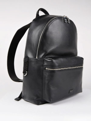 Dolce & Gabbana: backpacks online - Mediterraneo leather backpack