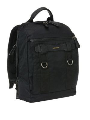Dolce & Gabbana: backpacks online - Nylon mountain backpack