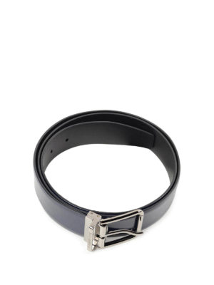 Dolce & Gabbana: belts - Correggio calf leather belt