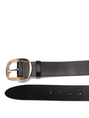 Dolce & Gabbana: belts online - Leather belt