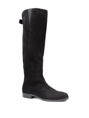 Dolce & Gabbana: boots online - Rodeo suede boots